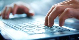 kucanje po tastaturi